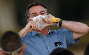 Aprobación a Bolsonaro sube a un máximo pese al golpe de la pandemia