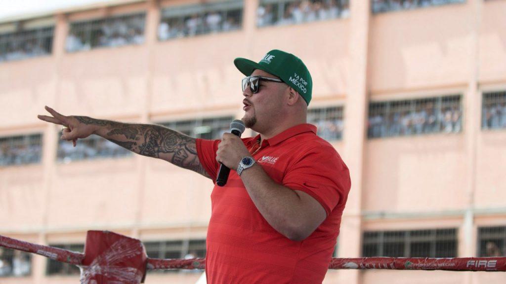 Andy Ruiz espera retomar su carrera tras perder el título mundial. (Foto: EFE)