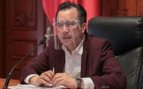 Candidatos reportan amenazas, pero no denuncian: gobernador de Veracruz