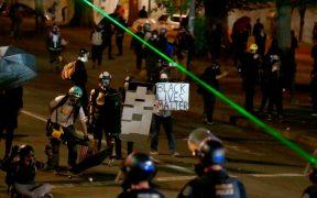 Protestas en Portland continúan