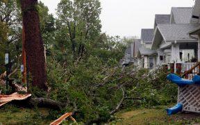 Meteorólogos buscan aprender de huracán terrestre para futuros desastres