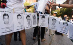 Diputados piden a la FGR aclarar filtración del caso de Ayotzinapa