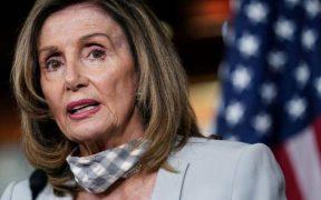 Pelosi podría ir al Congreso para buscar cambios en el Servicio Postal por las elecciones