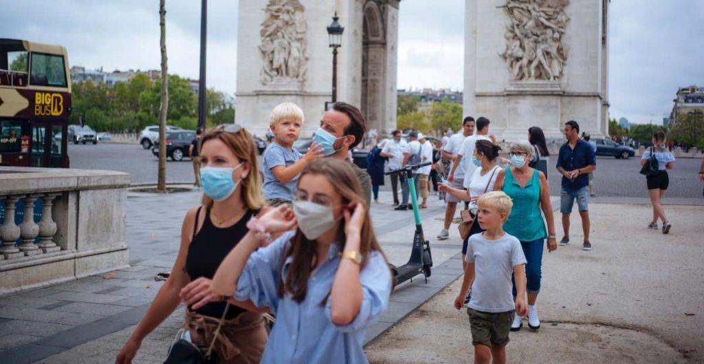 Francia registra el primer caso de nueva cepa de Covid
