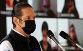 Gobernador de Querétaro cesa a Guillermo Domínguez