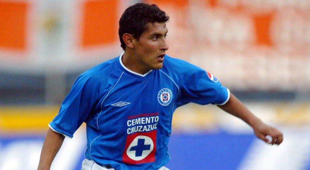 Norberto Ángeles, ex jugador de Cruz Azul, murió a los 43 años de edad. (Foto: Mexsport)
