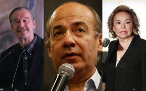 Fox, Calderón y Elba Esther participaron en fraude electoral: AMLO