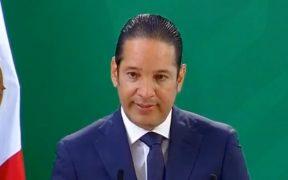 Francisco Domínguez se defiende de dichos de Lozoya