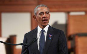 Obama, en una dura reprimenda a Trump, advertirá que la democracia está en juego