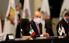 Conago sesionó de forma ordinaria con el presidente de México como invitado.