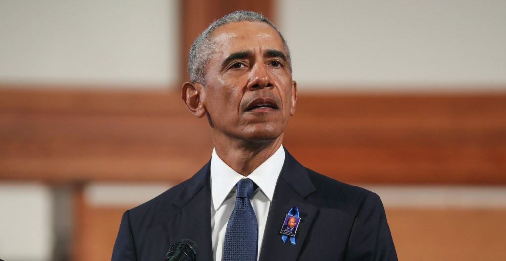 Barack Obama desea pronta recuperación a Trump