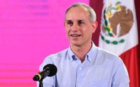 López-Gatell estará a cargo de la Cofepris