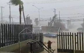 Suman seis muertos por huracán 'Genevieve' en México