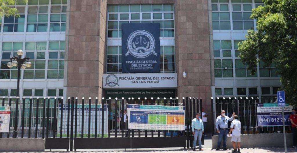 Muere mando de la FGR tras ataque en San Luis Potosí
