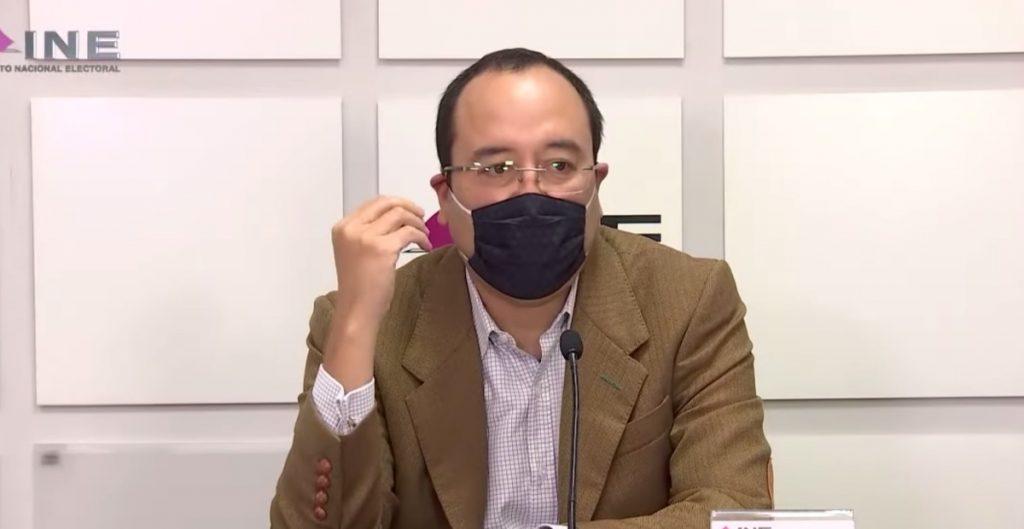 Ciro Murayama, consejero del INE.