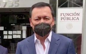 No tengo evidencia para dudar de Cienfuegos: Osorio Chong