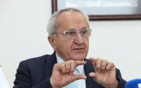 Jesús Seade, subsecretario para América del Norte de la Secretaría de Relaciones Exteriores