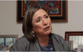 Xóchitl Gálvez, senadora del Partido Acción Nacional (PAN)