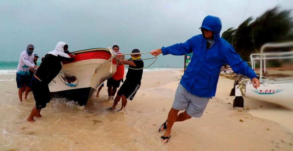 tormenta tropical, depresión tropical