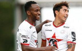 Govea marcó su primer gol en la Liga de Bélgica. (Foto: jovenesfutbolistas_mexicanos)