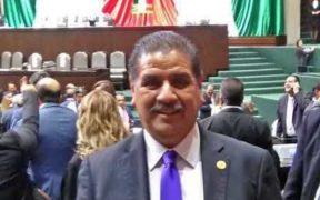 Miguel Acundo González, diputado del PES