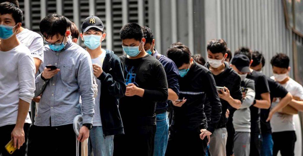 Ante el aumento de casos de Covid-19, habitantes de Seúl deberán usar cubrebocas en público