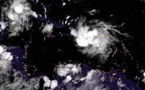 'Marco' se convierte en huracán en el Golfo de México