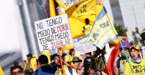 La pandemia reveló la fragilidad de los sistemas de pensiones de Latinoamérica: OIT