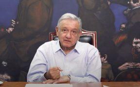 """AMLO asegura que México saldrá """"airoso"""" de crisis por Covid"""