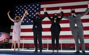 No sentí presión para elegir a una mujer afroamericana como compañera de fórmula: Biden
