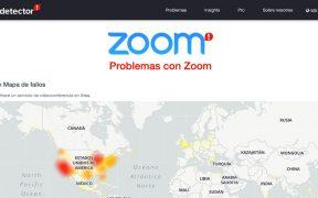 Zoom es la plataforma que se usa para el inicio de clases virtuales