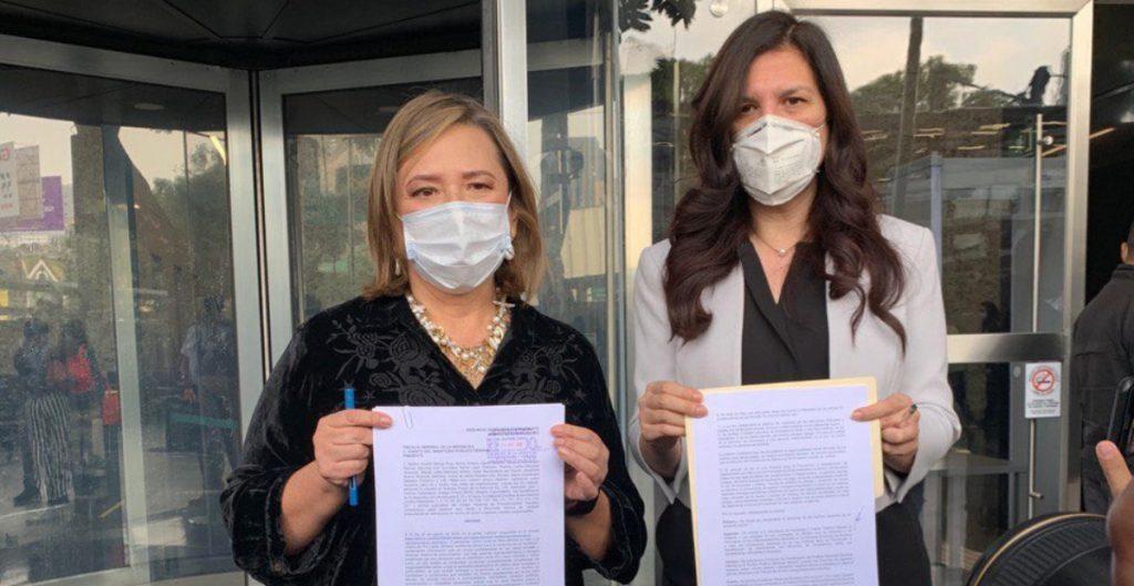 PRD y PAN han presentado denuncias contra Pío López Obrador.