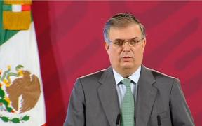 México participará con Italia en estudios clínicos para la vacuna contra el Covid-19: Ebrard