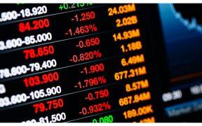 BMV y peso caen pese a buenos datos económicos en Estados Unidos
