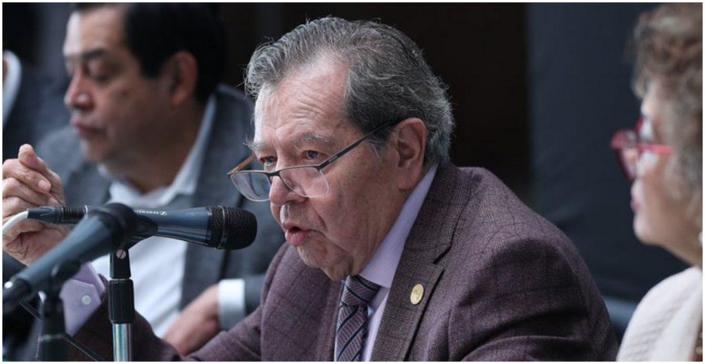 TEPJF da ventajas a 'caciques' en la elección de la dirigencia de Morena: Muñoz Ledo
