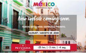 El sitio web de Visitmexico falla en el día de su relanzamiento