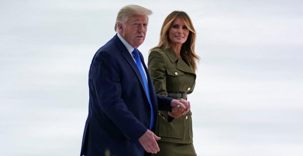 Trump, su familia y las ausencias en la convención republicana