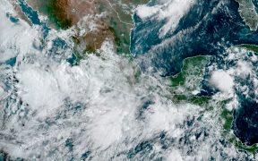 Tormenta tropical 'Hernan' provocará lluvias en Jalisco y Colima