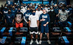 Los Titanes de Tennessee se unieron al boicot del deporte de Estados Unidos. (Foto: @titans)