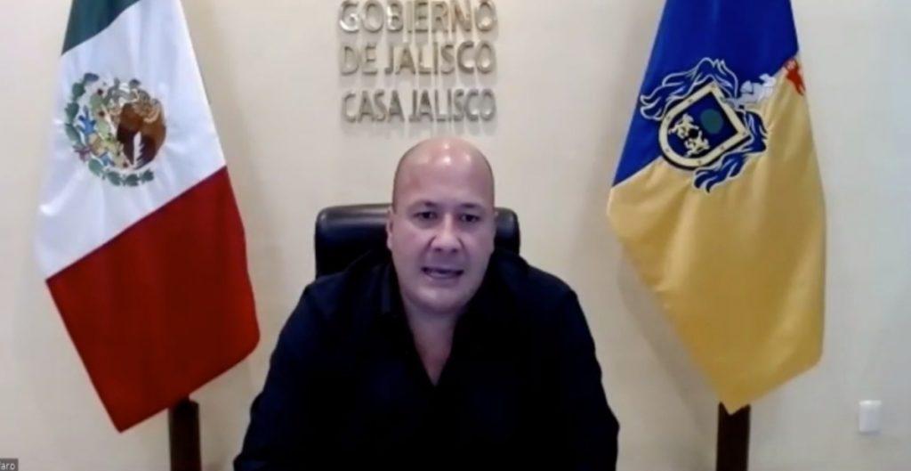 Enrique Alfaro llamó a modificar la distribución de participaciones federales.