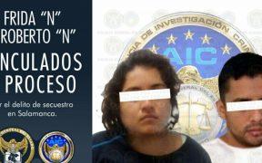 Fiscalía detuvo a dos personas por el secuestro del vocero de la institución.