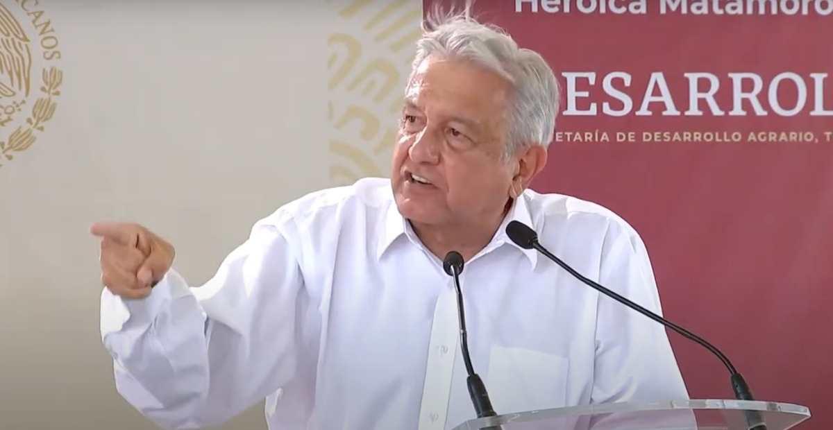 Tras meses de giras, AMLO dice que evento en Tamaulipas no debió realizarse