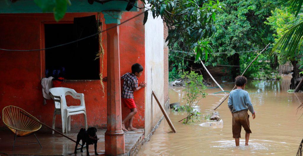 Depresión tropical 'Hernan' podría impactar BCS en las próximas horas