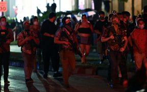 Asesinatos en protestas en EU son por el fácil acceso a las armas: ONU