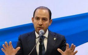 Marko Cortés, dirigente nacional del PAN