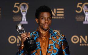Chadwick Boseman, protagonista de Black Panter, muere a los 43 años