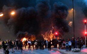 Quema de Corán desata disturbios en sur de Suecia