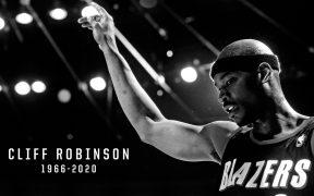 Clifford Robinson falleció a los 53 años de edad, reportaron los Blazers. (Foto: @trailblazers)