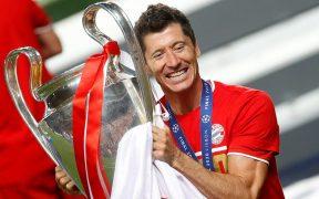 Lewandowski fue el goleador en todos los torneos con el Bayern. (Foto: Reuters)