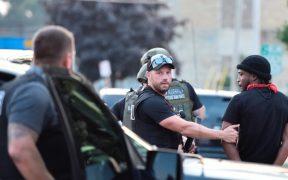 Policía de Kenosha habla sobre Jacob Blake